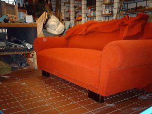 Entstehung Sofa